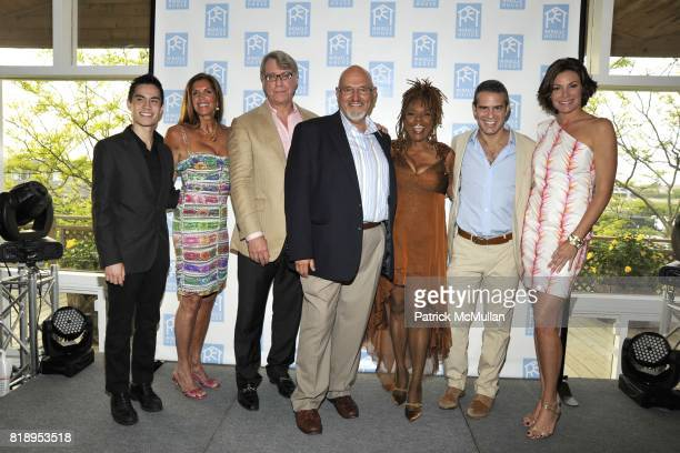 Sam Tsui Amy Chanos Jim Chanos Jesse Ramos Thelma Houston Andy Cohen and Countess LuAnn de Lesseps attend MIRACLE HOUSE 20th Anniversary Memorial Day...