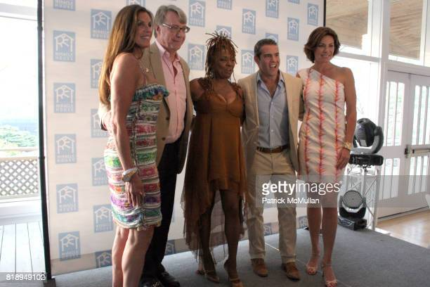 Sam Tsui Amy Chanos Jim Chanos Thelma Houston Andy Cohen and Countess LuAnn deLesseps attend MIRACLE HOUSE 20th Anniversary Memorial Day Summer...