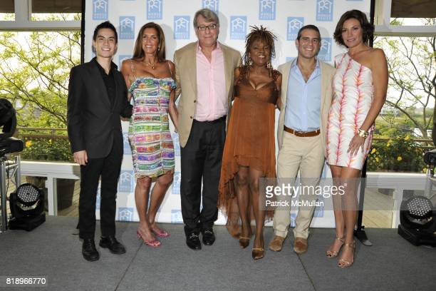 Sam Tsui Amy Chanos Jim Chanos Thelma Houston Andy Cohen and Countess LuAnn de Lesseps attend MIRACLE HOUSE 20th Anniversary Memorial Day Summer...