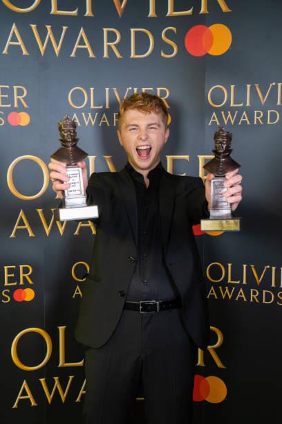 GBR: Olivier Awards 2020 - Winners Portraits