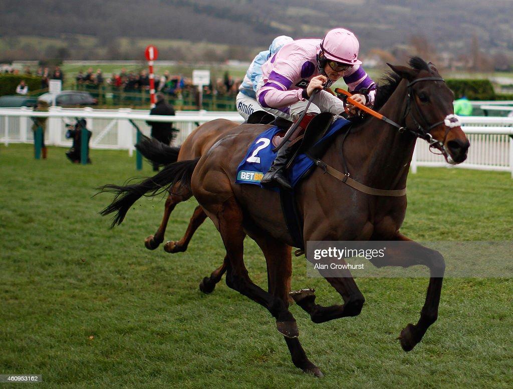 Cheltenham Races : News Photo