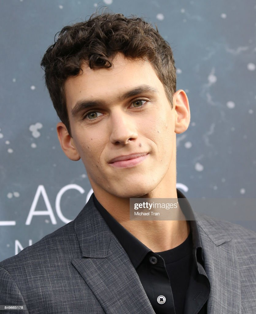 Sam Vartholomeos attends the Los Angeles premiere of CBS's 'Star Trek: Discovery' held at The Cinerama Dome on September 19, 2017 in Los Angeles, California.
