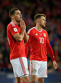 cardiff united kingdom sam vokes l