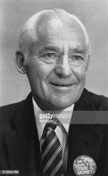 Sam Walton founder of the WalMart chain of discount stores