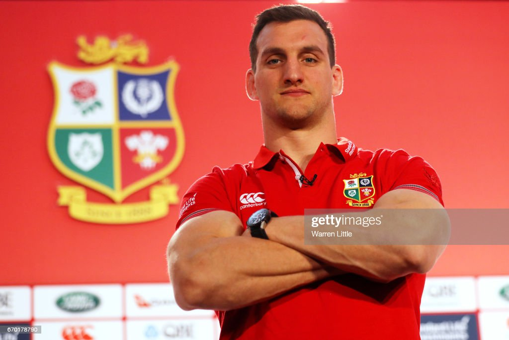 British and Irish Lions Tour Squad and Captain Announcement : News Photo