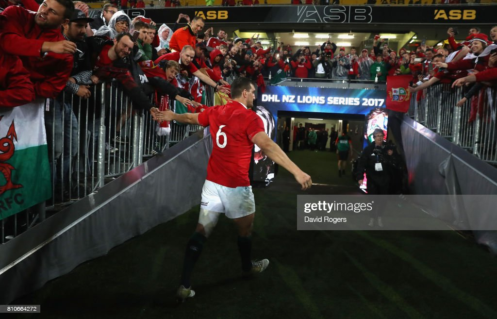 Sam Warburton Wales and Lions Captain Retires from Rugby