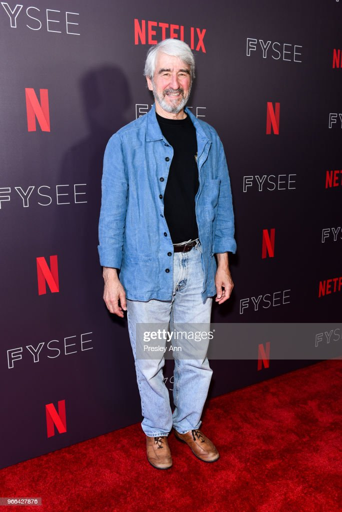 "#NETFLIXFYSEE Event For ""Grace And Frankie"" - Arrivals"