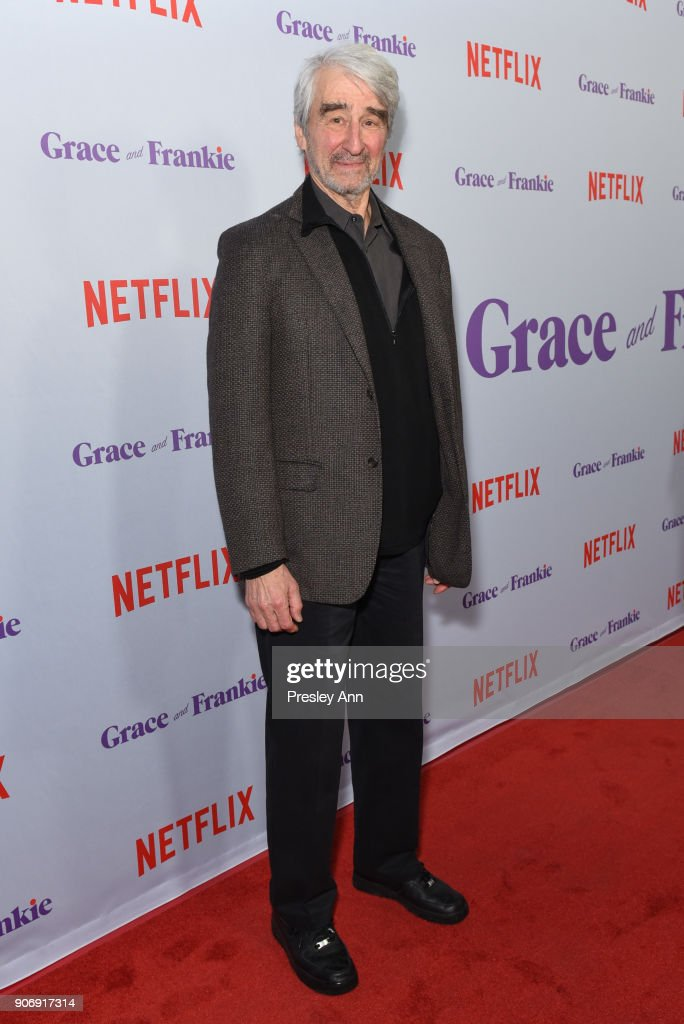 "Premiere Of Netflix's ""Grace And Frankie"" Season 4 - Red Carpet"