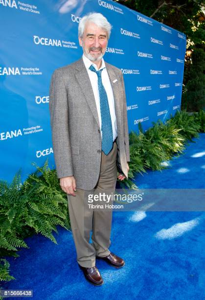 Sam Waterston attends the 10th annual Oceana SeaChange Summer Party at Private Residence on July 15 2017 in Laguna Beach California