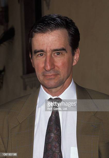Sam Waterston during Santa Monica Rape Treatment Center Benefit at Ted Field's Beverly Hills Estate in Beverly Hills California United States