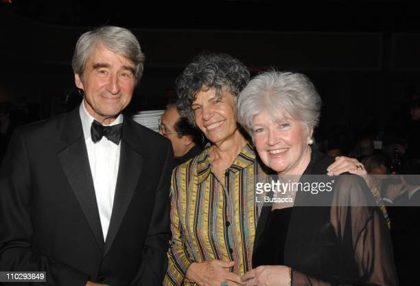 Sam Waterston Susan Stamberg and Linda Wertheimer