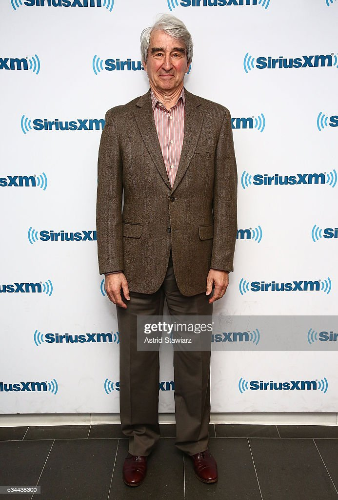 Celebrities Visit SiriusXM - May 26, 2016