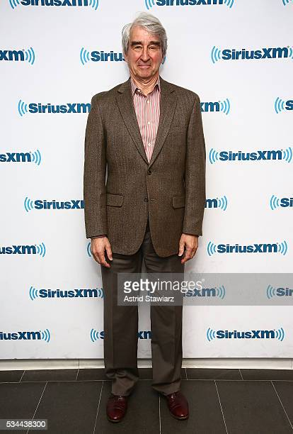 Sam Waterston visits the SiriusXM Studios on May 26 2016 in New York City