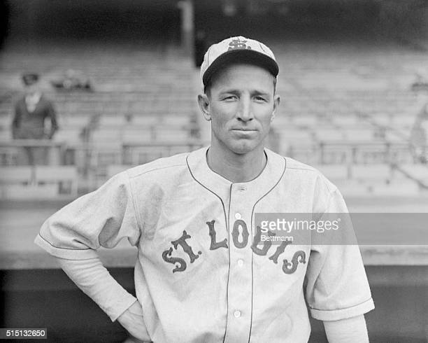 Sam West outfielder for the St Louis Browns
