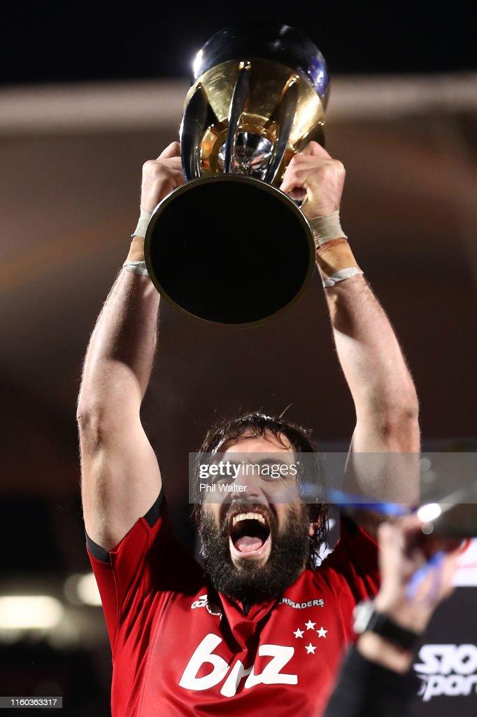 Super Rugby Final - Crusaders v Jaguares : News Photo