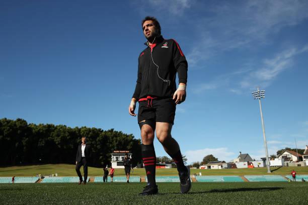 AUS: Super Rugby Trans-Tasman Rd 5 - Rebels v Crusaders