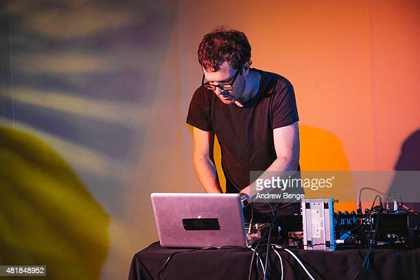 Sam Willis of Walls performs at the Millennium Gallery Stage at Tramlines Festival on July 24 2015 in Sheffield United Kingdom