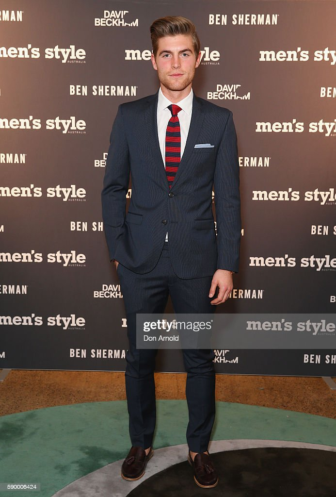 Men's Style 2016 Men of Style : News Photo