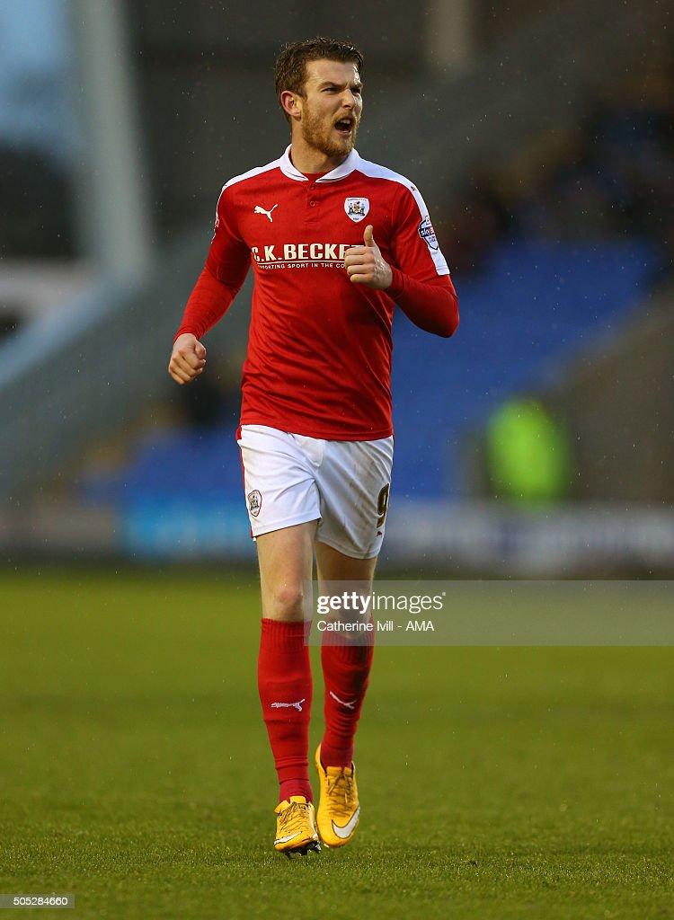 Shrewsbury Town v Barnsley - Sky Bet League One : News Photo