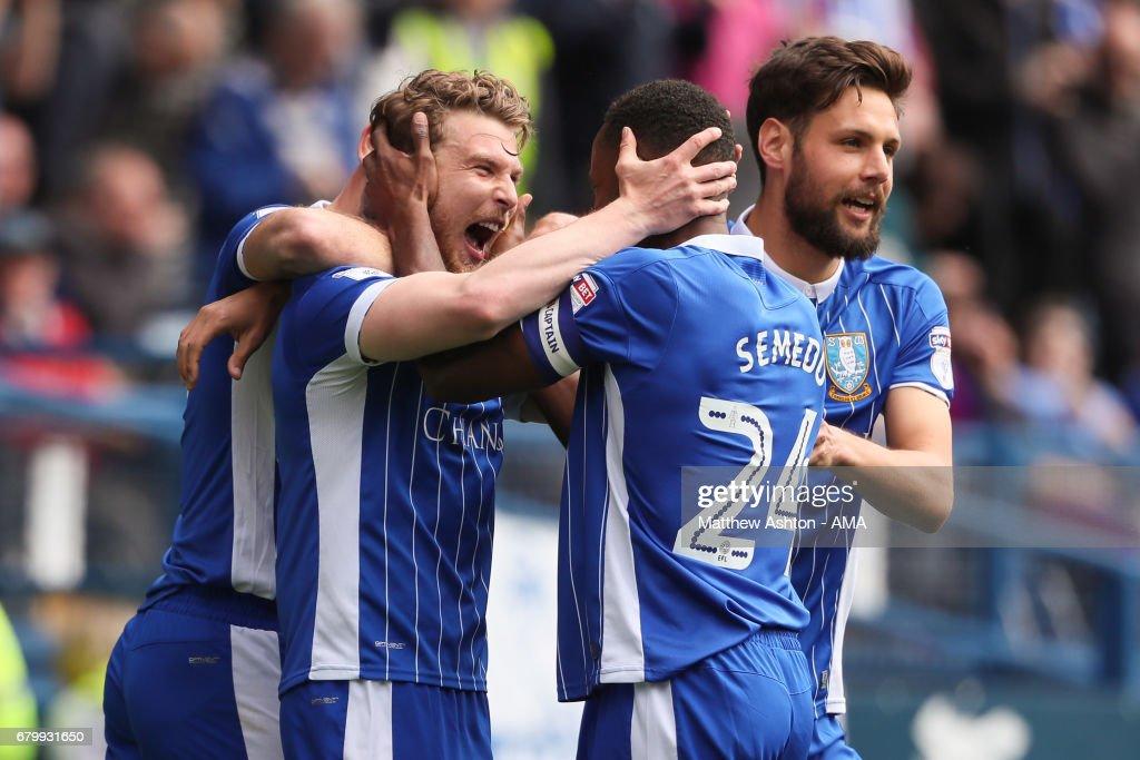 Sheffield Wednesday v Fulham - Sky Bet Championship : News Photo