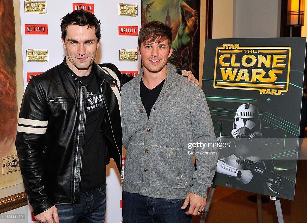 "Star Wars: The Clone Wars ""The Lost Missions"" Screening : News Photo"