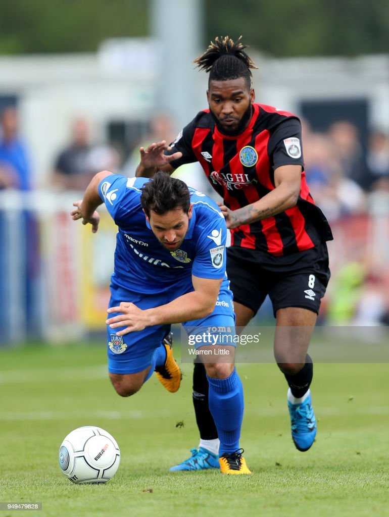 Eastleigh v Macclesfield Town - Vanarama National League