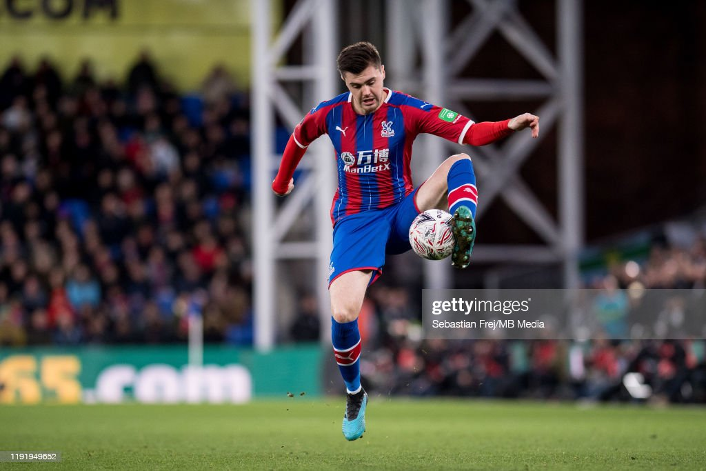 Crystal Palace v Derby County - FA Cup Third Round : News Photo