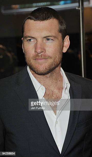 Sam Worthington attends the World Premiere of Avatar at Odeon Leicester Square on December 10 2009 in London England