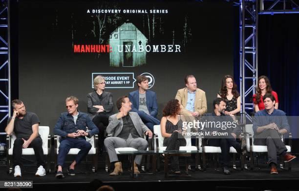 Sam Worthington Paul Bettany Chris Noth Keisha CastleHughes showrunner/executive producer/director Greg Yaitanes writer/executive producer Andrew...