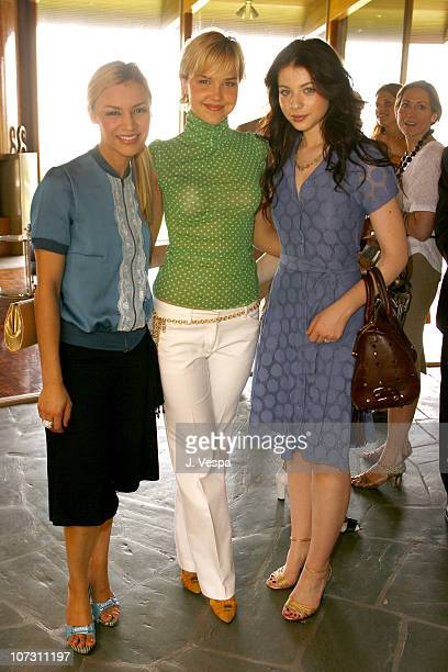 Samaire Armstrong Arielle Kebbel and Michelle Trachtenberg *EXCLUSIVE*