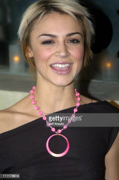 Samaire Armstrong during Fox TCA All Star Party at DolceInside Coverage at Dolce in Los Angeles California United States
