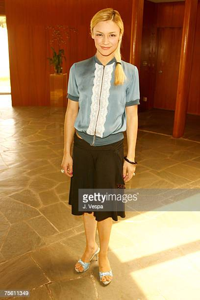 Samaire Armstrong *EXCLUSIVE*