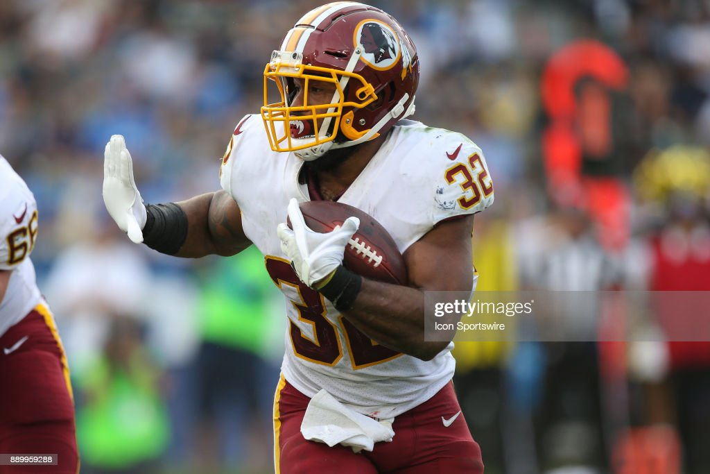 NFL: DEC 10 Redskins at Chargers : News Photo