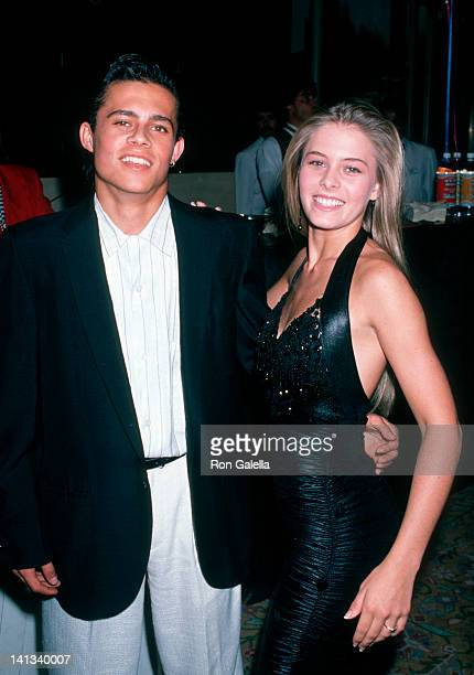 Saman and Nicole Eggert at the 10th Annual Youth in Film Awards Registry Hotel Beverly Hills