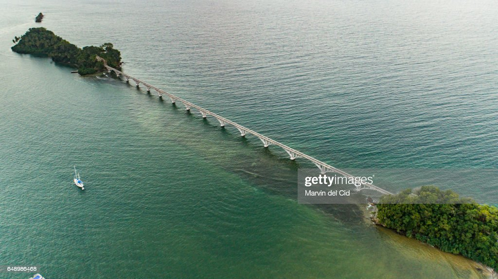 Samaná bridges : Stock Photo
