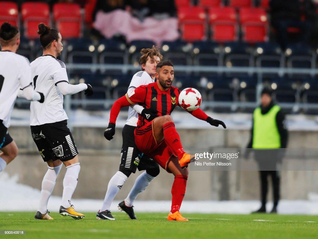 Ostersunds FK v GAIS - Swedish Cup Quarter-Final : News Photo