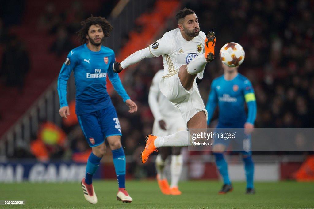 Arsenal FC v Östersund FK - UEFA Europa League : News Photo