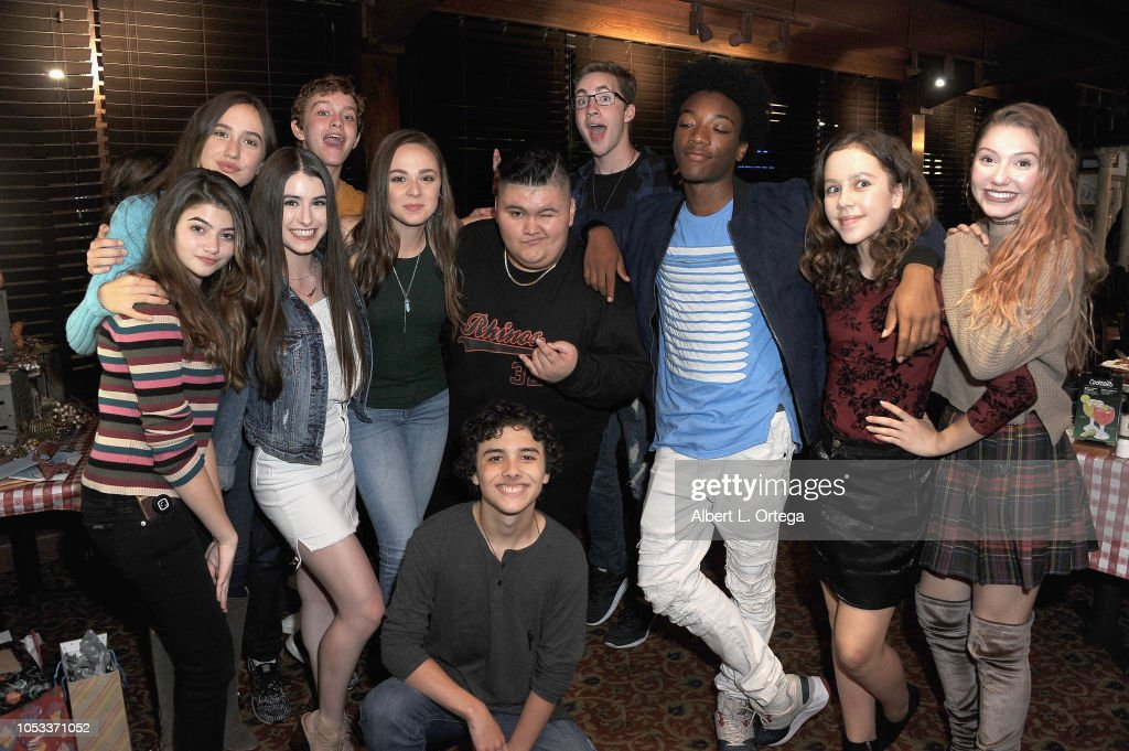 14th Birthday Party For Actor Hunter Payton : News Photo