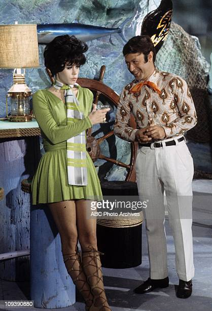 BEWITCHED Samantha And The Loch Ness Monster Airdate September 29 1971 ELIZABETH