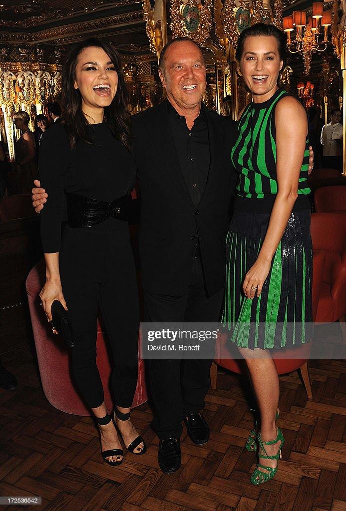 Alexandra Shulman And Vogue Dinner In Honour Of Michael Kors - Inside