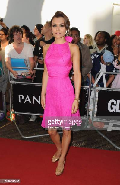 Samantha Barks attends Glamour Women of the Year Awards 2013 at Berkeley Square Gardens on June 4, 2013 in London, England.
