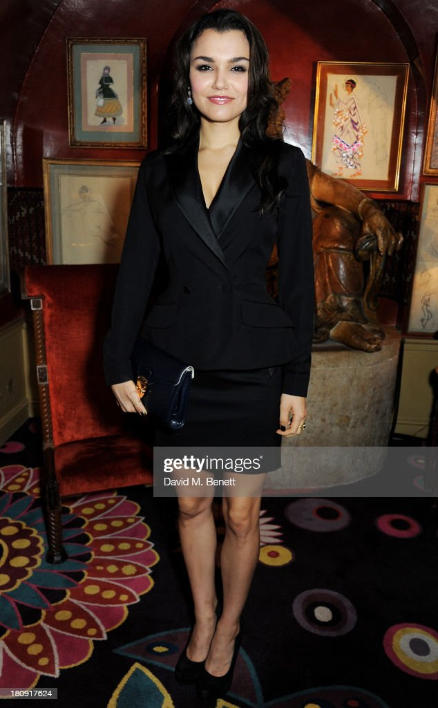 Harper's Bazaar London Fashion Week Closing Party