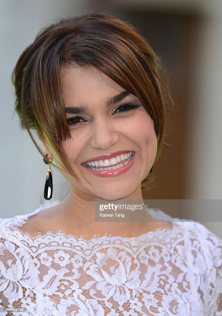 Samantha Barks attends the preview party for The Royal Academy Of Arts Summer Exhibition 2013 at Royal Academy of Arts on June 5, 2013 in London, England.