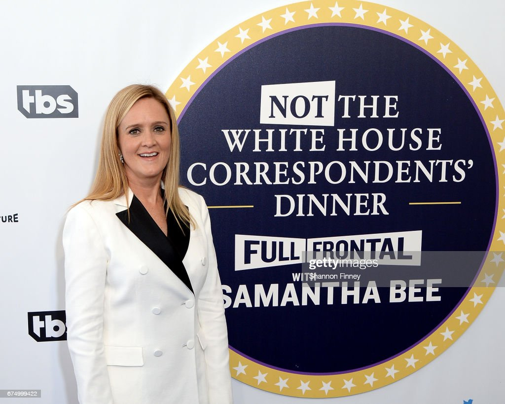 """""""Full Frontal With Samantha Bee"""" Presents """"Not the White House Correspondents' Dinner"""""""