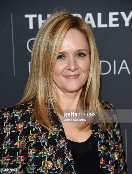 Samantha Bee attends The Detour Season 2 Screening at The Paley Center for Media on February 21 2017 in New York City
