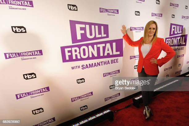 Samantha Bee attends the Full Frontal With Samantha Bee FYC Event at New World Stages on May 16 2017 in New York City 27026_001