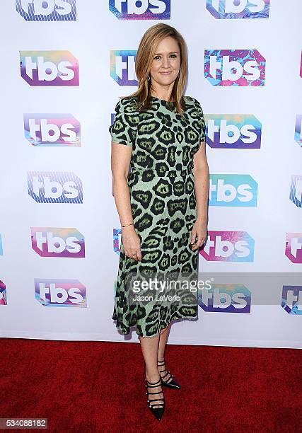 Samantha Bee attends the TBS For Your Consideration event at The Theatre at Ace Hotel on May 24 2016 in Los Angeles California