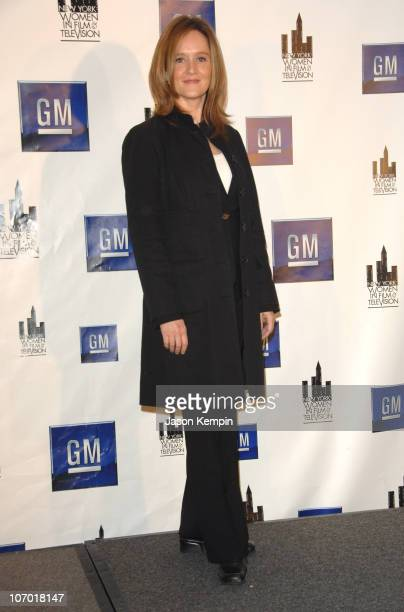Samantha Bee during The New York Women in Film and Television's 26th Annual Muse Awards - December 14, 2006 at The New York Hilton in New York City,...