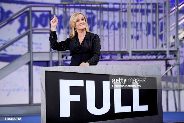 Samantha Bee speaks onstage during Full Frontal With Samantha Bee Not The White House Correspondents Dinner on April 26 2019 in Washington DC 558302