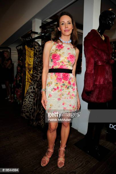 Samantha Boardman attends DOLCE GABBANA Presentation and Luncheon at Nello Summertimes HotelRestaurant on August 20 2010 in Southampton NY